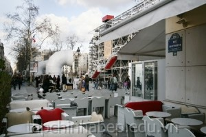 Cafe-Beaubourg