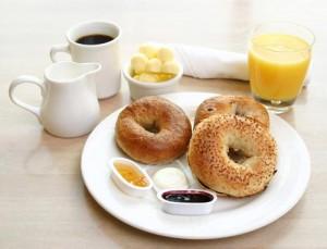 Bữa ăn sáng