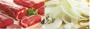 Thịt bò xào hành tây