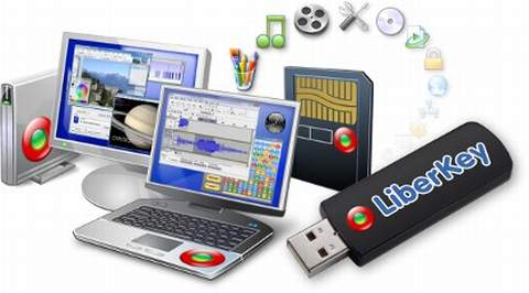 Sử dụng bộ ứng dụng không cần cài đăt (portable)