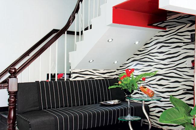 Lưu ý khi sử dụng giấy dán tường cho nội thất không gian nhà bạn