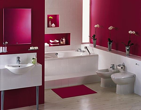 Nội thất phòng tắm cần được bảo vệ để giữ được vẻ sáng bóng như mới
