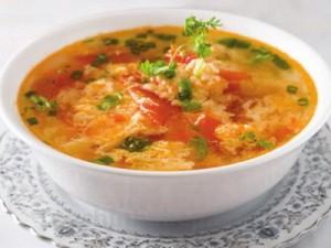 Cách làm món trứng cà chua thịt xay thơm ngon