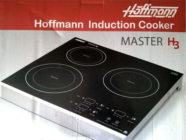 Sản phẩm bếp mang thương hiệu Hoffmann.