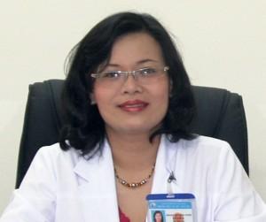 Thạc sĩ- Bác sĩ Hoàng Thị Diễm Tuyết - Phó Giám bệnh viện Từ Dũ (1)