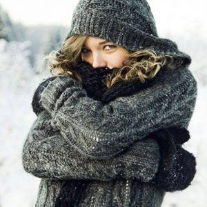 giữ ấm mùa đông bằng cách mặc nhiều áo