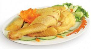 món ăn ngày tết miền bắc đặc biệt món gà luộc