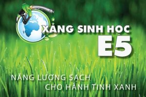 chất lượng xăng e5 vì môi trường xanh