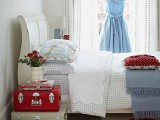 Thiết kế phòng ngủ theo phong cách cổ điểm (phần một)