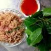 Đặc sản thịt lợn muối chua – Hòa Bình
