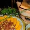 Đặc sản bò nướng ngói – Bình Dương
