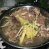 Đặc sản cơm mẻ thịt trâu