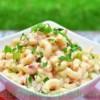 Cùng làm món Salad nui gạo ngon thơm