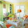 Xu hướng sử dụng đồ nội thất trong mùa xuân.