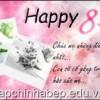 Bộ sưu tập những lời chúc ý nghĩa tặng mẹ nhân ngày mùng 8 tháng 3