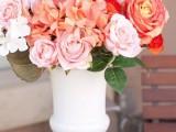Cách cắm hoa cho ngày 8/3 thêm rực rỡ