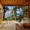 Thiết kế nội thất phòng khách sang trọng và tinh tế.