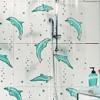 Rèm cho phòng tắm – độc đáo và mới lạ
