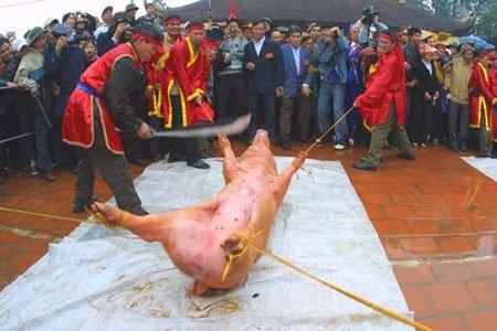 Chém lợn