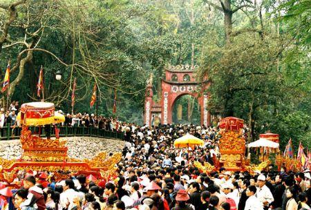 Du lịch Lễ hội Đền Hùng 1 ngày