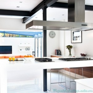 Modern-graphics-kitchen