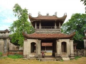 chùa dậu