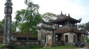 Chùa Dậu (Thường Tín - Hà Tây)