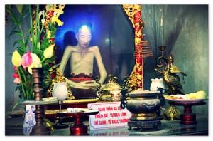 Thiền Sư : Tự Đạo Tâm (Chùa Dậu)