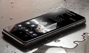 smartphone cao cap sony