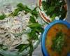 Đặc sản gỏi cá cơm – Quảng Ngãi