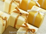Những món quà độc đáo cho ngày mùng 8 tháng 3